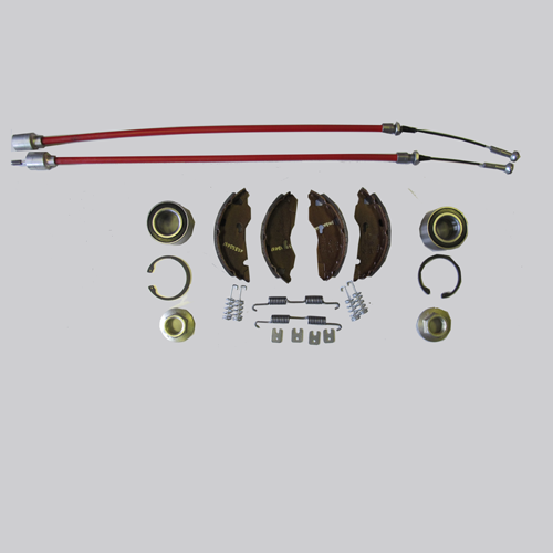 BOK3 - Brake Overhaul Kit Alko Axle 230